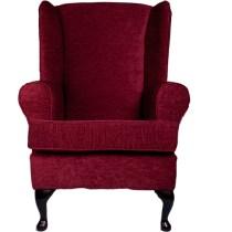 ruby deep seat orthopedic chair