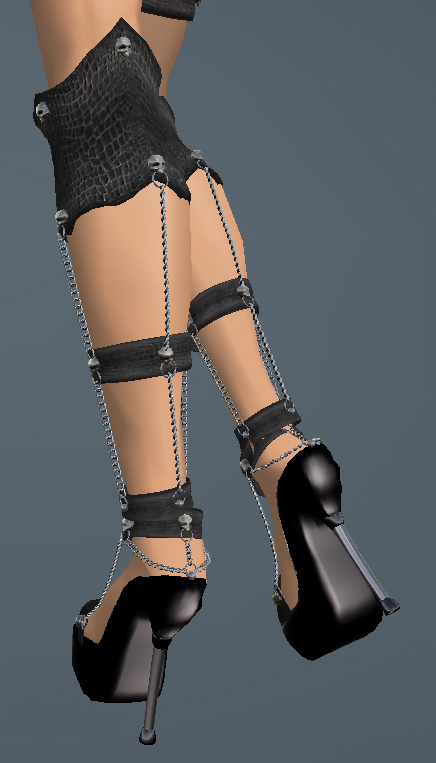 Twisted Thorn Boots03