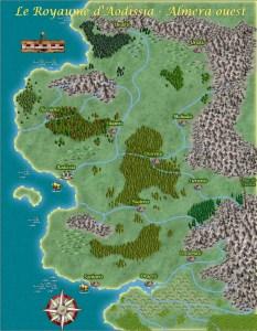 Almera - Royaume d'Aodissia