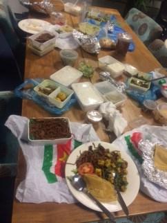 Lekker Surinaams eten