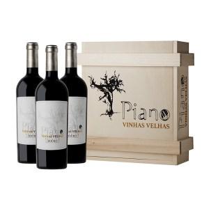 vinho piano vinhas velhas 2015 tinto