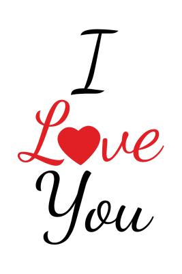 Vinho Tinto Dia dos Namorados I Love You