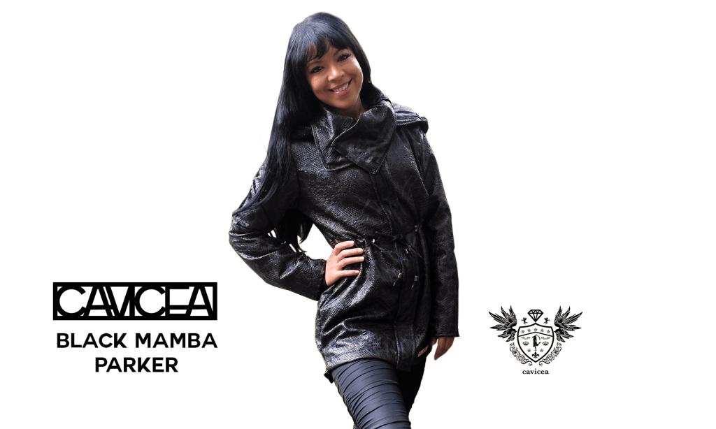 BLACK MAMBA PARKER Logod
