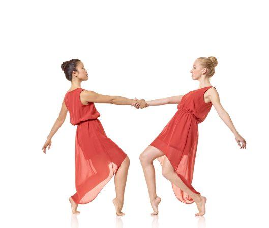 Jaelyn and Sierra Senior Cavod Dance Company