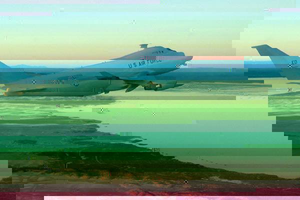 Boeing 747 ABL (Airborne Laser)