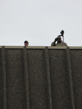 the snipers..