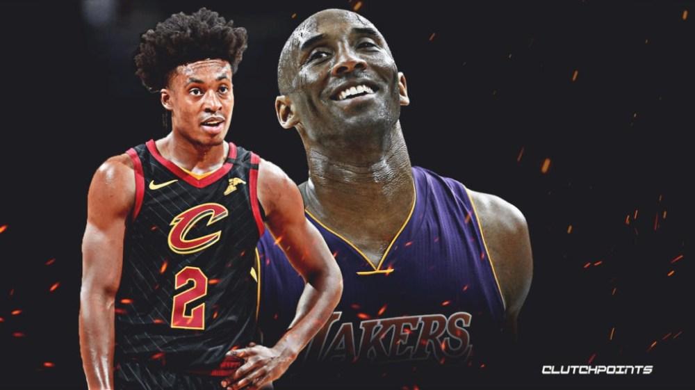 Cavs, Collin Sexton, Kobe Bryant