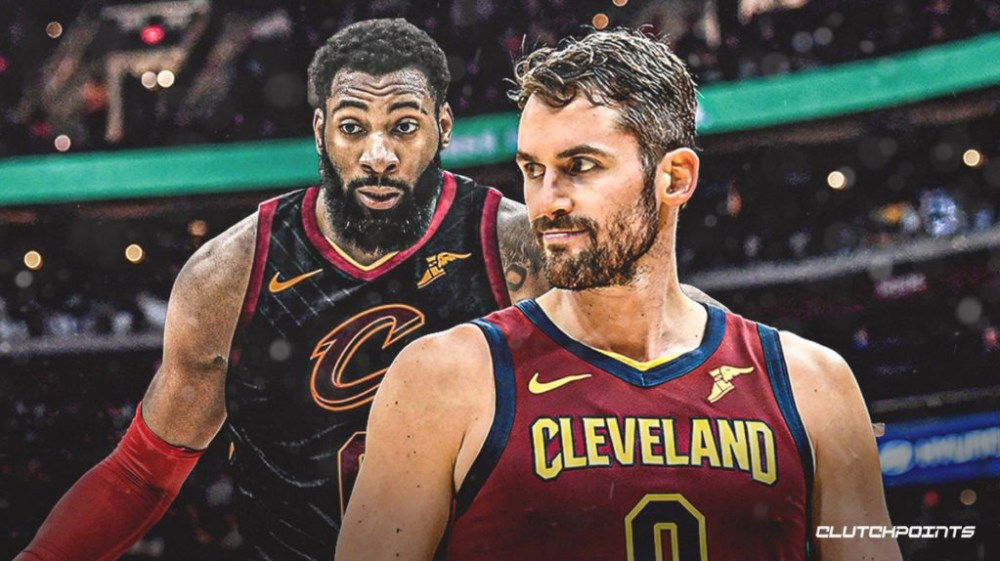 Cavs, Kevin Love, Andre Drummond