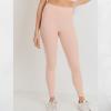 Essential Lycra-Blend Highwaist Leggings - Front