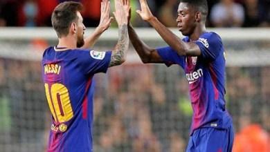 Photo of برشلونة يستقر على خليفة ديمبيلي