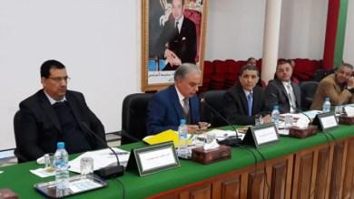 Photo of المجلس الإقليمي لخريبكة يصادق على مجموعة من المشاريع التنموية ويستعرض حصيلة أربع سنوات من برنامج تنمية إقليم خريبكة 2016 – 2021