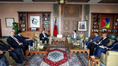 Photo of مباحثات بوريطة مع رئيس المجلس الأعلى للدولة الليبي كانت مناسبة لتأكيد الموقف المغربي كما حدده الملك محمد السادس