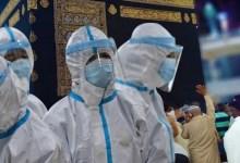 Photo of حظر التجول في مكة والمدينة حتى إشعار آخر