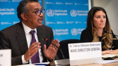 Photo of منظمة الصحة العالمية تُطلق تحذيرا للدول بسبب كورونا