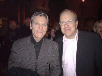 Tcheky Karyo & Peter Lulle Johansson
