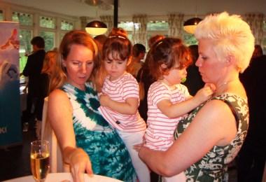 Mammor med barn