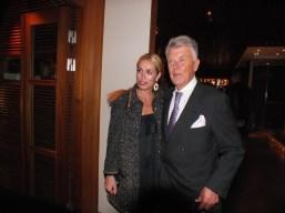 Sven Bertil Taube med Stephanie Bonn