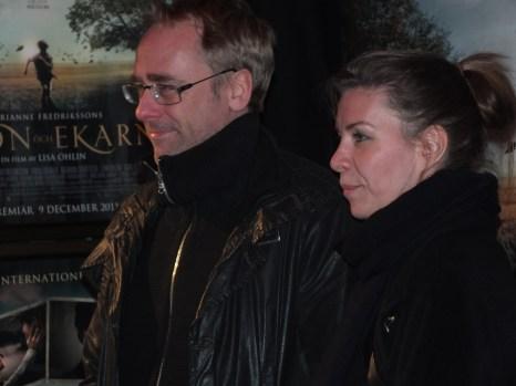 Ulf Malmros med fru