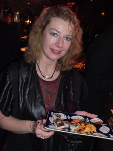 Larisa Johansson - Berns afterparty