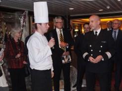 Ship chef speech