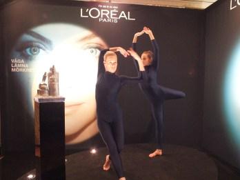L'Oréal show