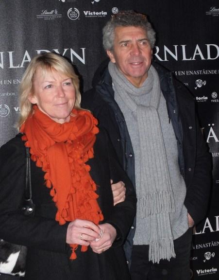 Jens Spendrup med fru