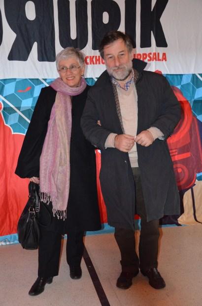 Leif Padgrotsky med fru