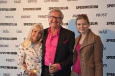 Ann & Leif och Nicole Schulman
