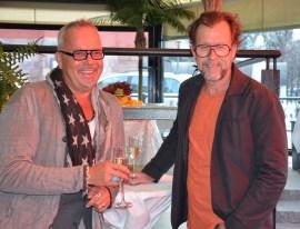 Markku Saarinen & Håkan Lindo