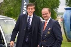 Anton Aberle & Claes Boltenstern