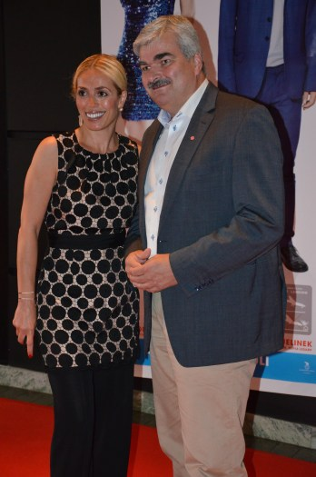 Stephanie Bonn och Håkan Juholt