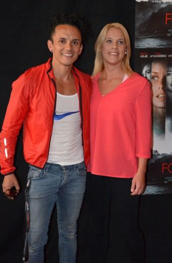Oscar Jöback & Beatrice Amundsson