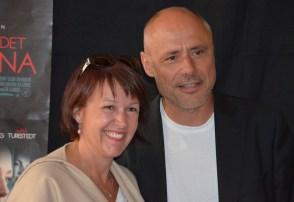 Börje Hansson med fru