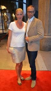 Sofia Arkelsten och Olof Torvestig