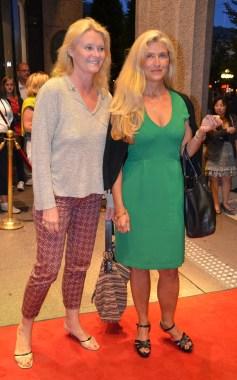 Nina von Krusenstierna och Tina Törnqvist