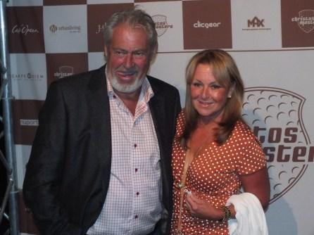 Christer Ulfbåge med fru