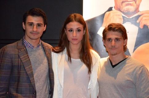 Anastasios Soulis, Madeleine Martin & Philip Martin