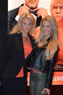 Alexandra Nilsson med sällskap