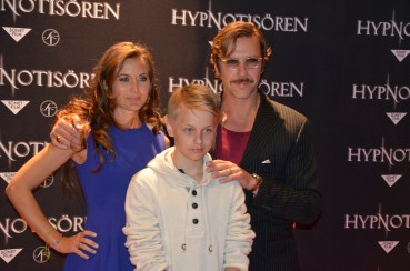 Mikael Persbrandt & Sanna Lundell med Oscar Pettersson