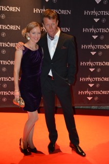 Tobias Zilliacus med fru