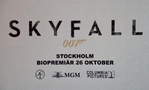 James Bond 2012