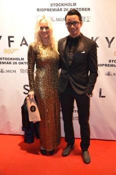 Madeleine Rahm & William Värnild