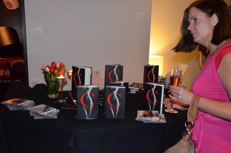 Anna Bensons bok & Sara Varga CD-skivor