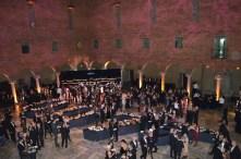 Buffeborden 007 i Blå hallen