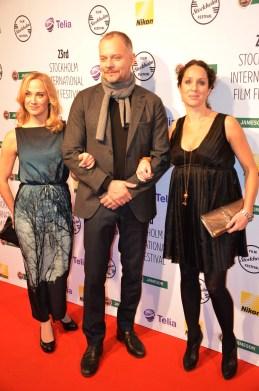 Anja Lundqvist, Gerhard Hoberstorfer & Sara Sommerfield
