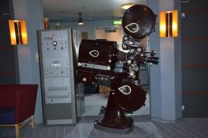 Sture biografen projektor