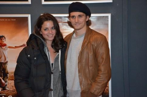 Josefine Owe & Anastasios Soulis