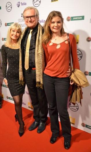 Ann, Leif & Nicole Schulman