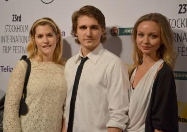 Sofie Hamilton, Anastasios Soulis & Anna Hansson