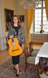 Slovakisk sångarhyllning av Kulturrådet Anna-Katarina Schatzl.